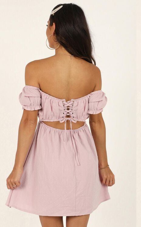 Finding Friends Dress In Pink