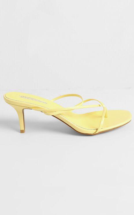 Billini - Jennah Heels in Lemon