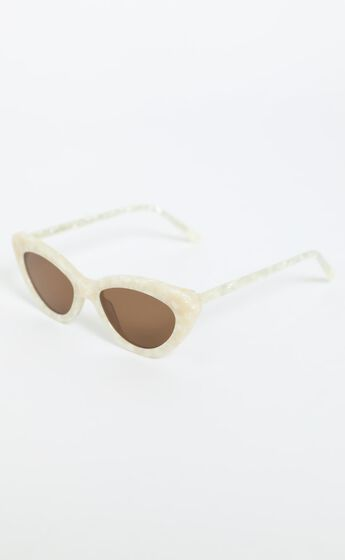 Luv Lou - The Harley Sunglasses in Tort