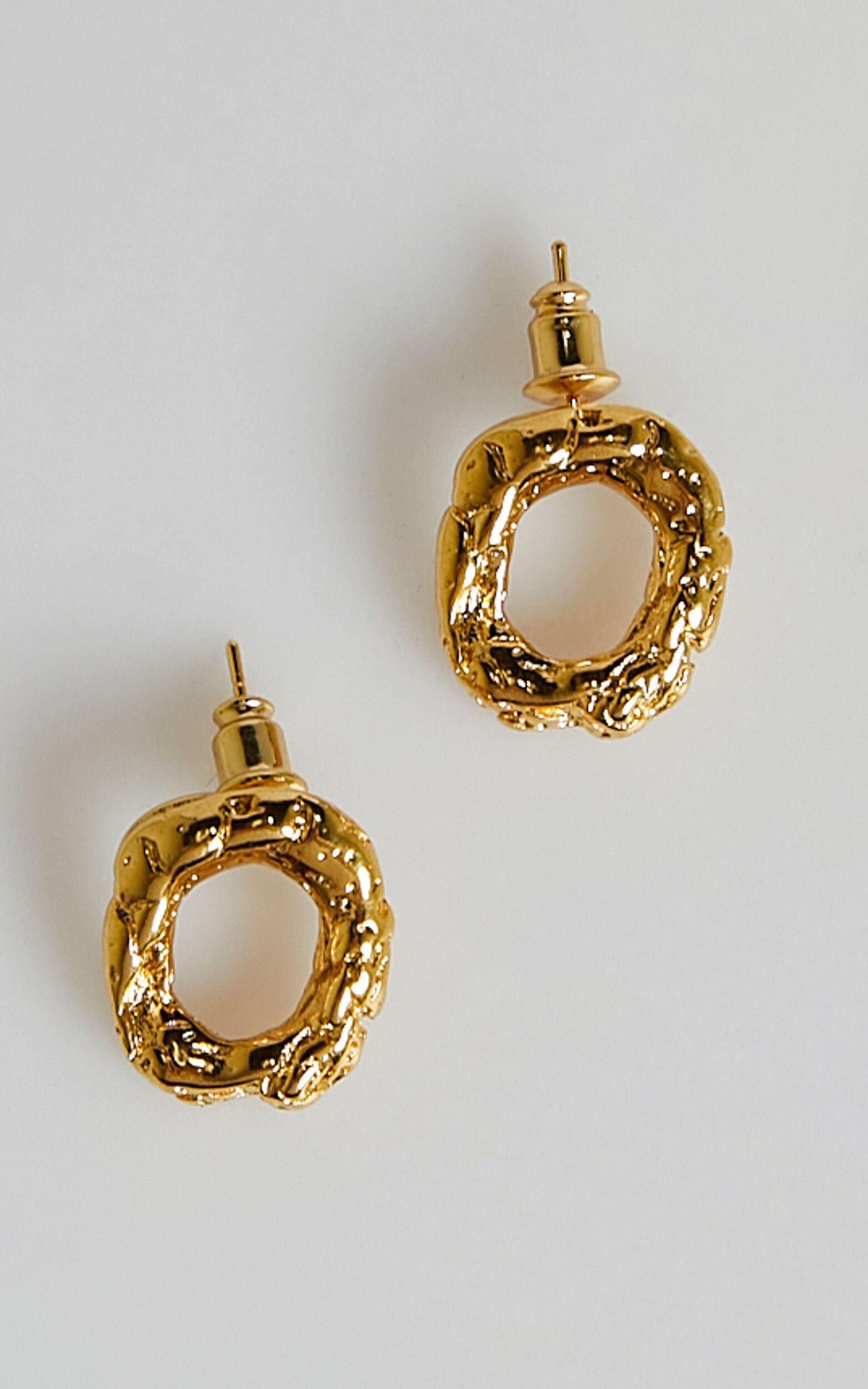 Twila Earrings in Gold - NoSize, GLD1, super-hi-res image number null