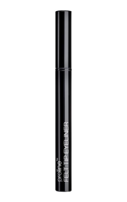 Wet N Wild - ProLine Felt Tip Eyeliner in Black , , hi-res image number null