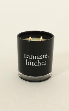 Namaste Candle 300g