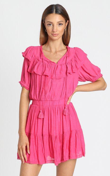 Poughkeepsie Dress in Pink