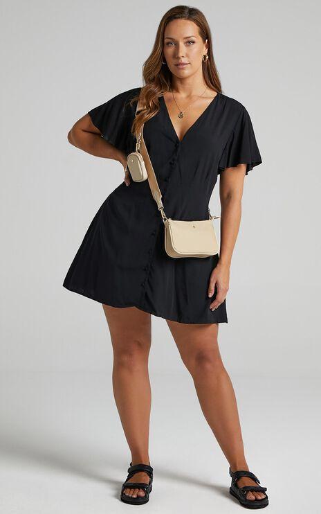 Daiquiri Dress in Black