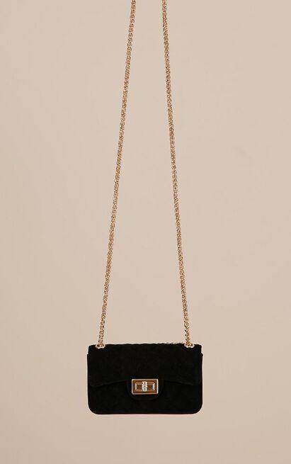 Wait For Me bag in black, , hi-res image number null