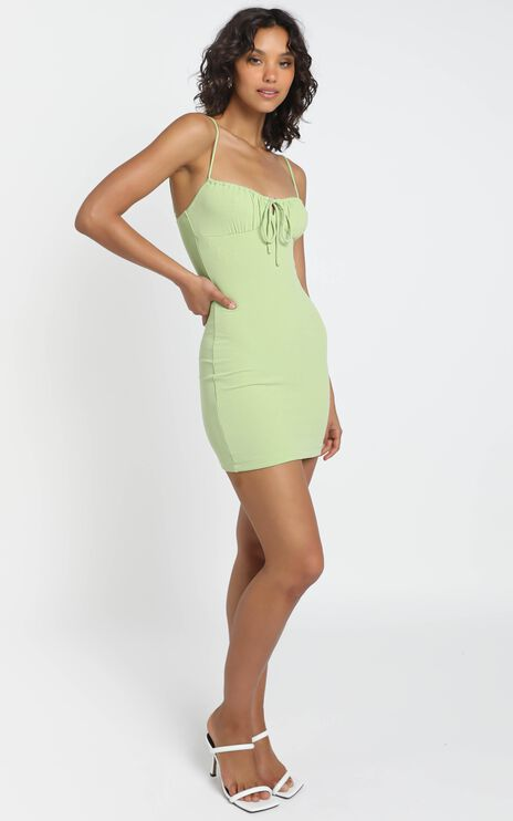 Erin Dress in Green