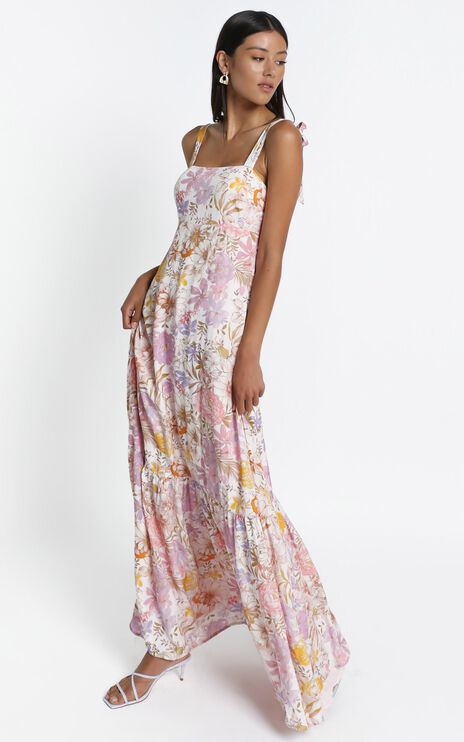 Honor Dress in Vintage Floral