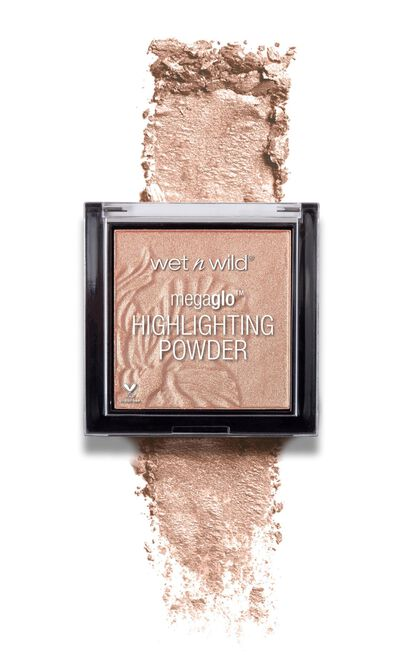 Wet N Wild - MegaGlo Highlighting Powder in Precious Petals , Pink, hi-res image number null