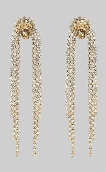 KITTE - UTOPIA EARRINGS in Gold