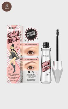 Benefit Cosmetics - Gimme Brow + Shade 4