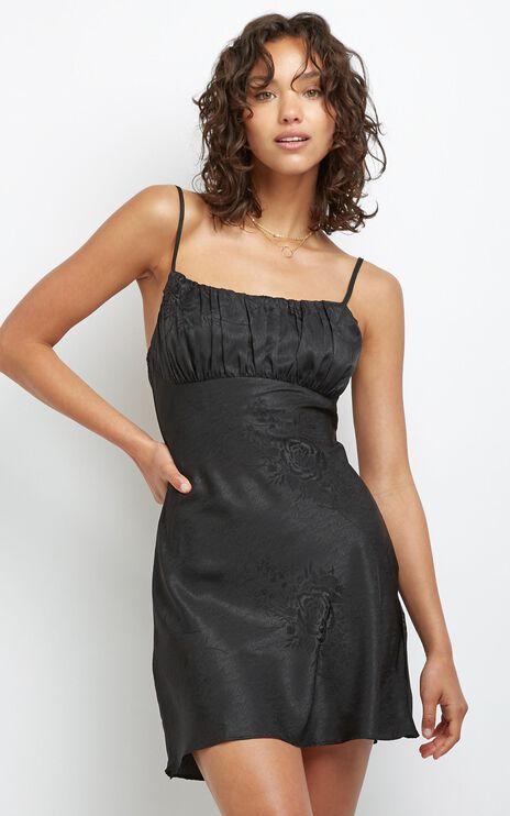 Beaumont Dress in Black