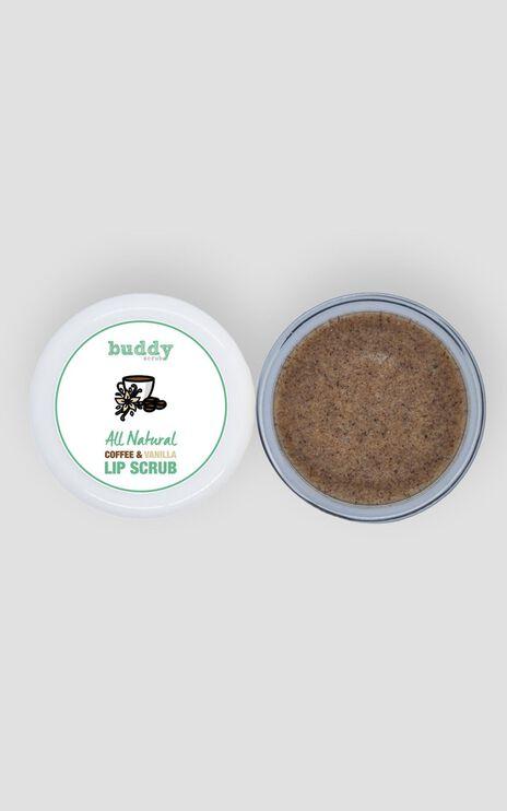 Buddy Scrub - Coffee & Vanilla Lip Scrub