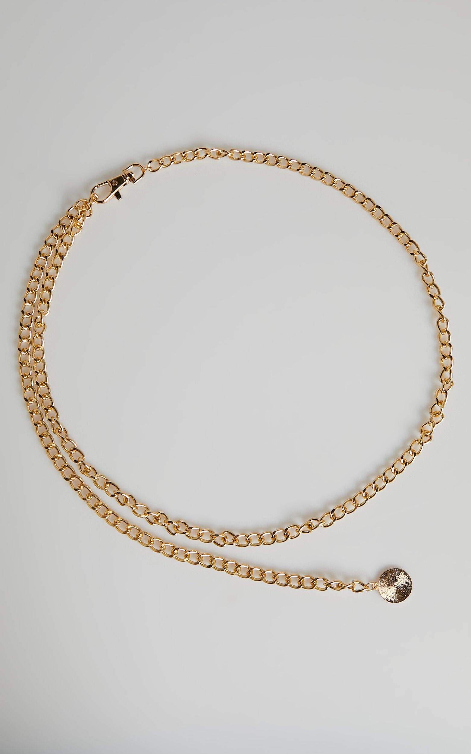 Alexys Chain Belt in Gold - OneSize, GLD1, super-hi-res image number null