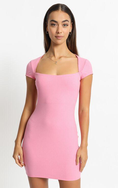 Defying Gravity Dress in Pink