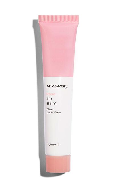 MCoBeauty - Lip Balm In Rose, Pink, hi-res image number null