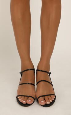 Therapy - Jazzie Heels In Black