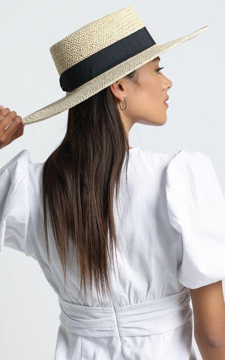Aubrianna Straw Hat