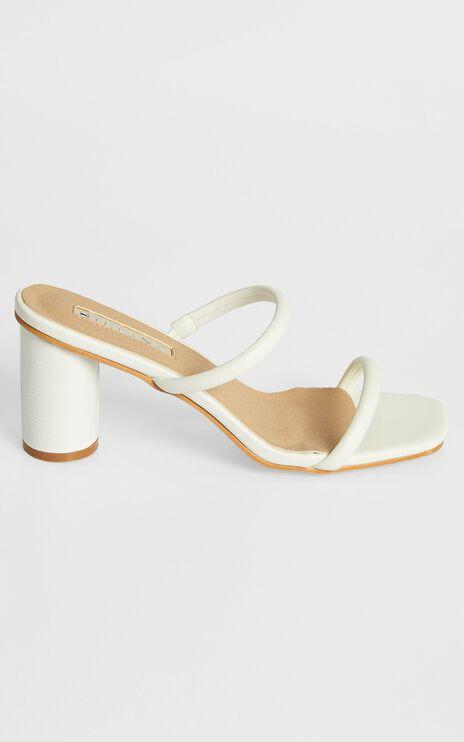 Billini - Davey Heels in White