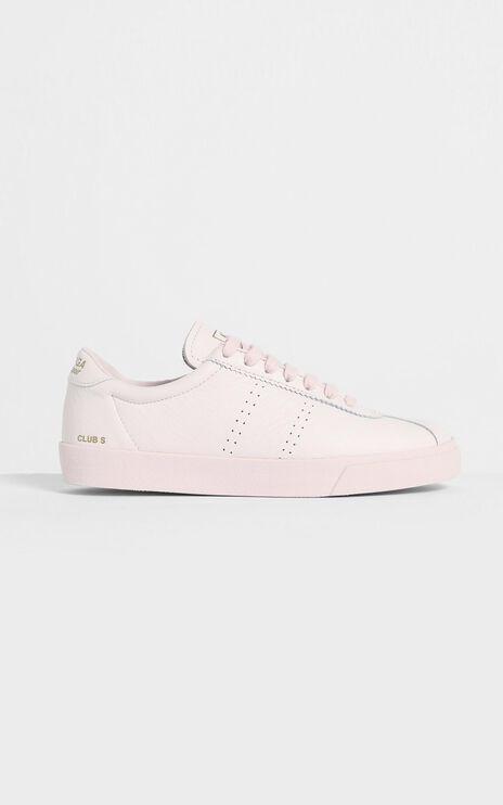 Superga - 2843 ClubS Comfleau Sneaker in Pink