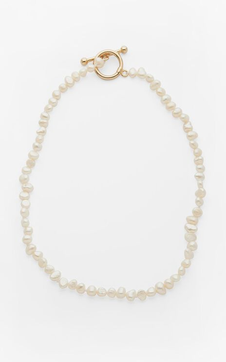 Reliquia - Maggie Necklace in Pearl