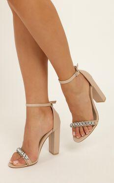 Billini - Laine Heels In Nude