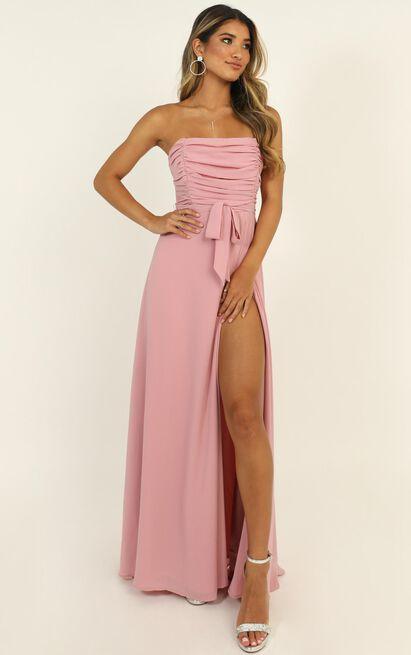 Someone I Love Dress in blush - 10 (M), Blush, hi-res image number null