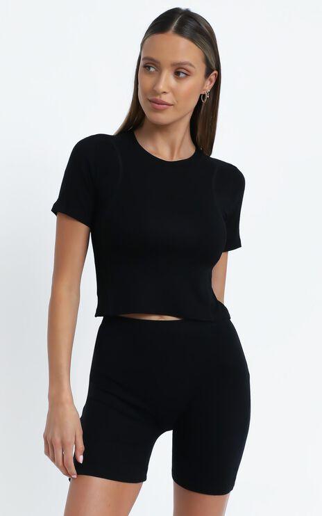 Morgan Top in Black