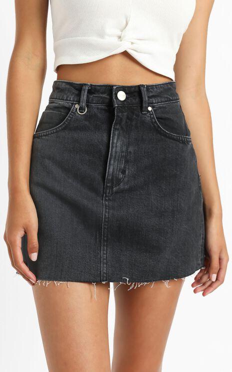 Neuw - Darcy Denim Skirt in Zero Sunset
