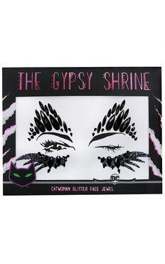 The Gypsy Shrine - Cat Face Jewel