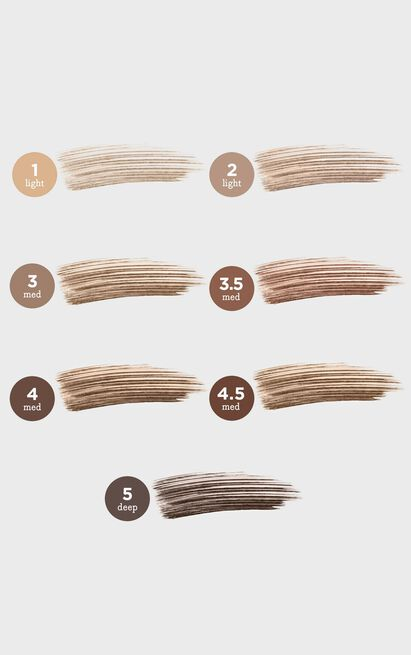 Benefit Cosmetics - Gimme Brow + Shade 4, Brown, hi-res image number null