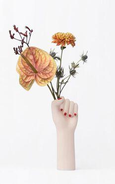 Doiy - Girl Power Small Vase In Fair