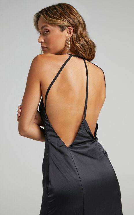 Pitta Dress in Black