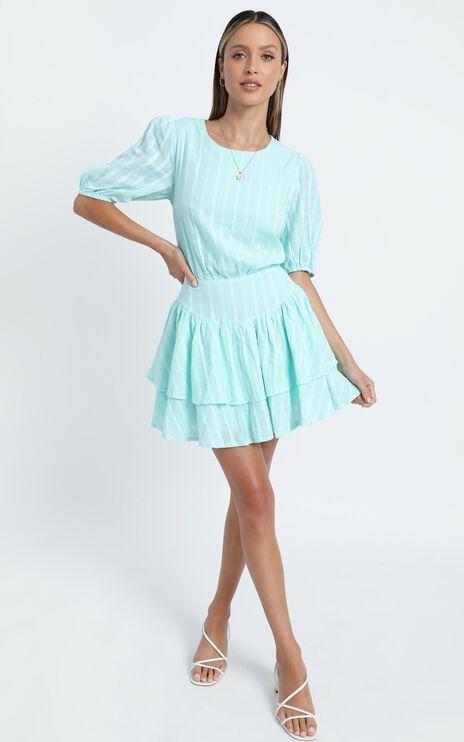 Joni Dress in Mint