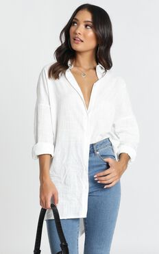 Chesney Shirt In White