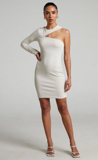 4th & Reckless - Adelfi Dress in Cream