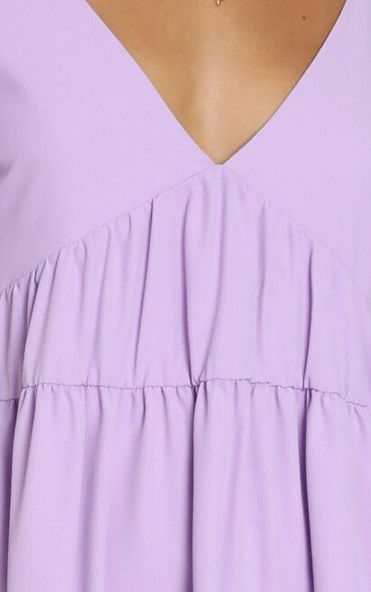 Hermione Dress in purple - 8 (S), Purple, hi-res image number null