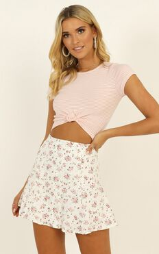 After Forever Top In Pink