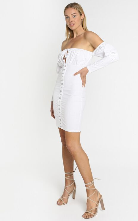 Have It All Dress in White