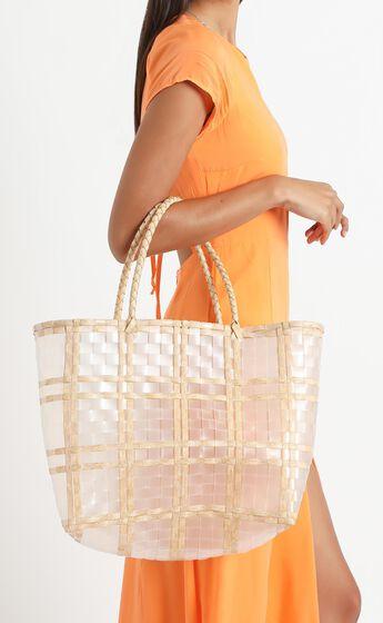 Safiya Bag in Neutral