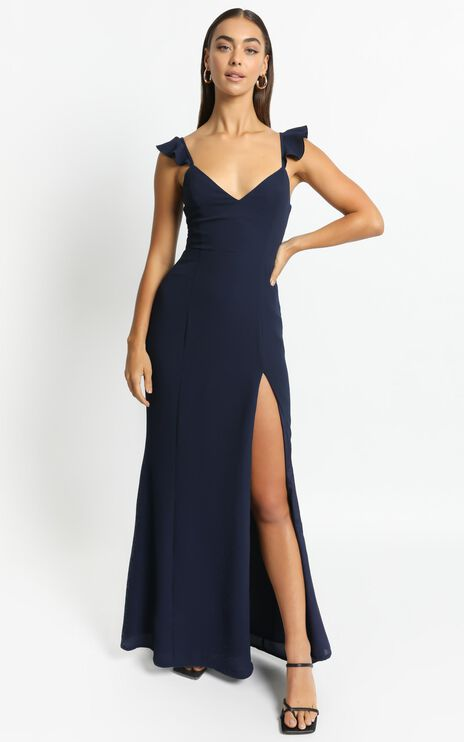 More Than This Dress In Navy
