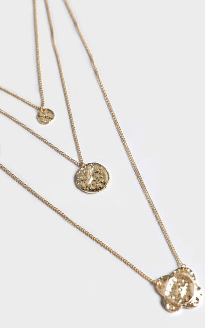 Layer It Up Necklace In Gold, , hi-res image number null
