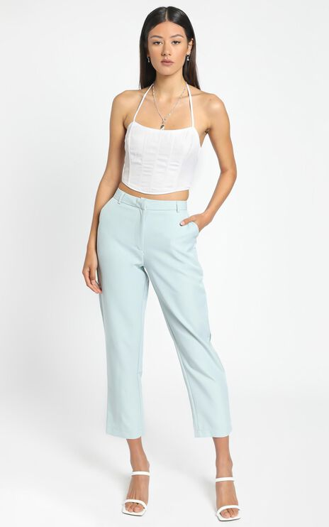 Monroe Pants in Blue