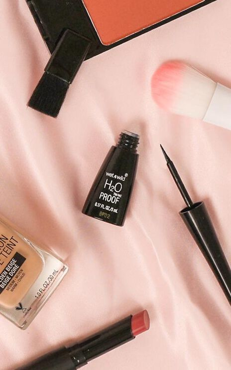 Wet N Wild - H2O Proof Liquid Eyeliner in Black