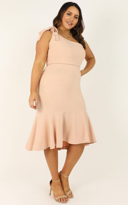 Its Real Dress in blush - 20 (XXXXL), Blush, hi-res image number null
