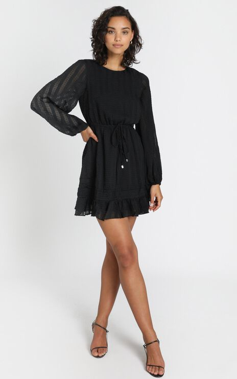 Marlena Dress in Black