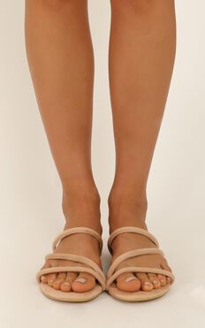 Billini - Davina slides in blush micro