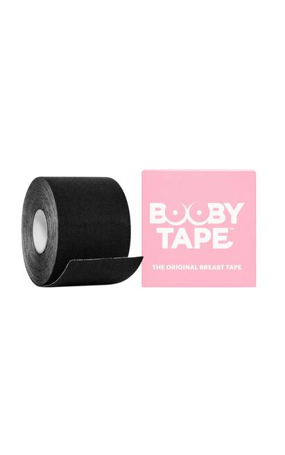 Booby Tape In Black, Black, hi-res image number null