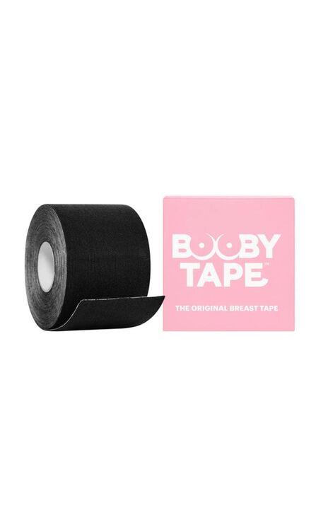 Booby Tape In Black