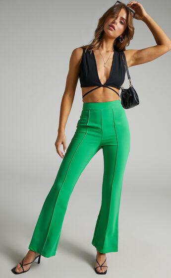 Jessa Pants in Green