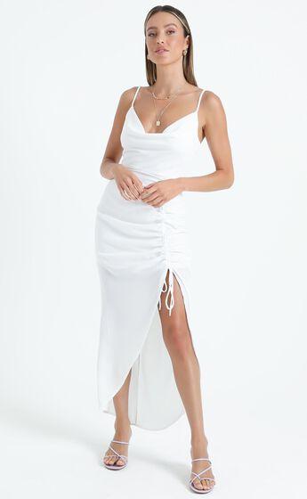 Shelley Dress in White